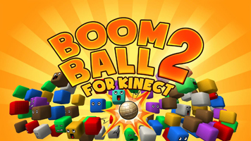 Test One - Boom Ball 2 for Kinect