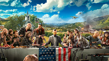 Far Cry 5 sermonne, les artistes se libèrent