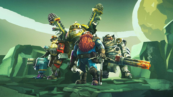 Concours - 1 code Deep Rock Galactic à gagner