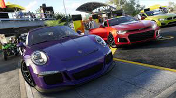 The Crew 2 se met aux Hobbies