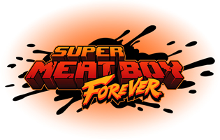 Super Meat Boy Forever console en 2021