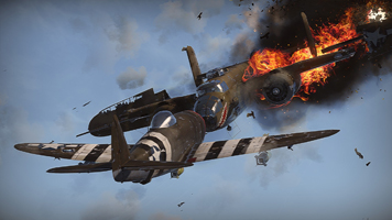 War Thunder en 4K à 60 FPS sur new-gen
