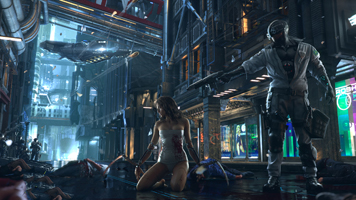 Cyberpunk 2077 explorera les Badlands