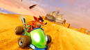 15 mins de plus de Crash Team Racing Nitro-Fueled