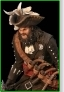 Assassin's Creed IV - Une figurine Blackbeard