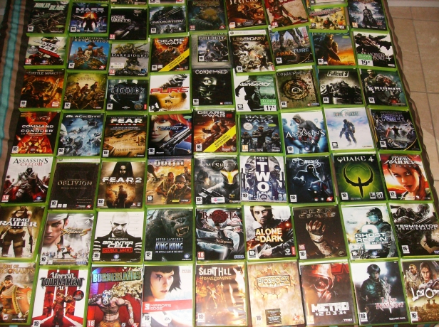 ma collection blog xbox one. Black Bedroom Furniture Sets. Home Design Ideas